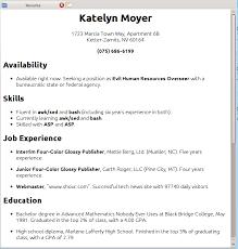 How To Make A Quick Resume Make An Easy Resume Eliolera Com
