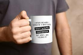 software engineer engineer gift engineer mug software