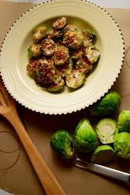 Moulton Thanksgiving Rawia Bishara S Brussels Sprouts With Panko Moulton