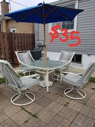 Budweiser Patio Umbrella New And Used Patio Umbrellas For Sale In Romeoville Il Offerup