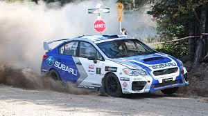 rally subaru forester subaru confirms sponsorship of 2017 canadian rally championship