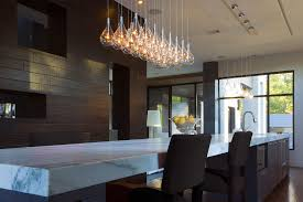 modern light fixtures for kitchen waterdrop shaped modern pendant lighting fixture over a white