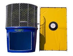 dunk booth rental dunking tank and booth rental kicks and giggles usa the