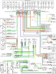1999 mustang wiring diagram 1999 wiring diagrams instruction