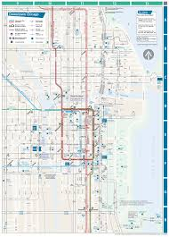 L Train Chicago Map by Kronyk Myth
