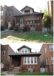 in love with chicago brick bungalow