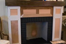 Make A Fireplace Mantel by My 82 Fireplace Makeover The Lettered Cottage