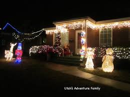 House Christmas Lights by Christmas Street In Sugarhouse Utah U0027s Adventure Family