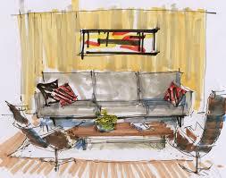 marker rendering interior design google search interior design