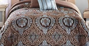 Bed Bath And Beyond Daybed Covers Bedding Set Interesting Dark Brown Comforter Sets Queen Laudable