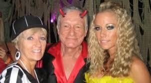 Hugh Hefner Halloween Costume Hugh Hefner Died Heart Failure Battling Coli