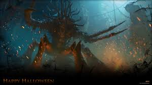 halloween android wallpaper secret wallpaper of the week halloween 2012 magic the gathering