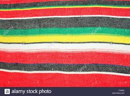 Bright Colored Rugs Fiesta Mexican Poncho Rug In Bright Colors With Sombrero