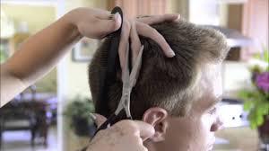 diy mens haircut basic men s haircut at home diy youtube