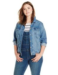 levi u0027s women u0027s plus size trucker jacket women dresses online
