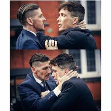 tommy shelby haircut arthur tommy shelby peaky blinders peaky blinders