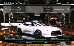 nissan skyline gtr r34 top speed need for speed underground 2 cars by nissan page 2 nfscars