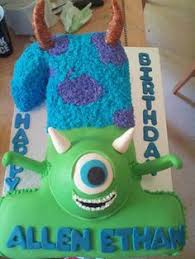 monsters inc cake my cakes pinterest monster inc cakes