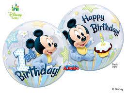 baby mickey 1st birthday baby mickey mouse 1st birthday room ideas