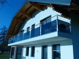 balkon glasscheiben 8 besten balkon bilder auf geländer balkongeländer
