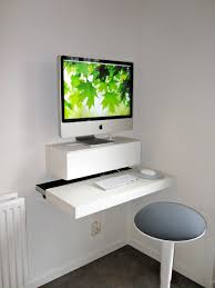 Blue Computer Desk Furniture Endearing Furniture For Modern White Home Office And