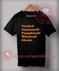 halloween t shirts halloween shirts for adults custom design t