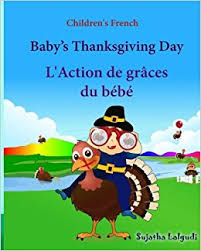 children s baby s thanksgiving day l de graces du