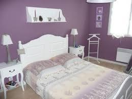 deco de chambre adulte romantique déco chambre parme et blanc exemples d aménagements