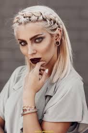 Kurze Haare Modern by Modern Kurze Haare Weißblond Deltaclic
