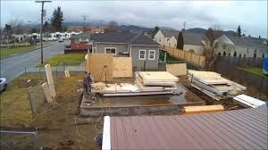 Sip Panel House by Sips Home Time Lapse Youtube