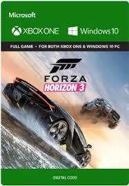 amazon black friday digital games amazon com forza horizon 3 xbox one windows 10 digital code