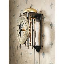 antique regulator wall clock that awesome in home indoor