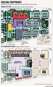 New Orleans Floor Plans by Plan For New Teaching Hospital Conflicts With New Orleans Master