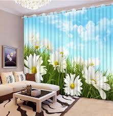Custom Bedroom Curtains White Online Get Cheap Curtains Blackout White Aliexpress Com Alibaba
