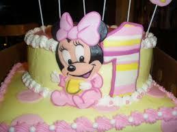 minnie mouse 1st birthday cake baby minnie mouse 1st birthday cake ideas photos