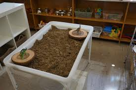 Sand Table Ideas Reggio Inspired Classroom Setup The Curious Kindergarten