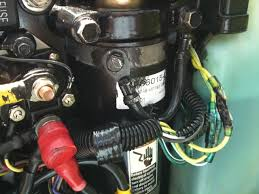 i have a 2001 mercury 90hp saltwater outboard 3cyl 2 stroke