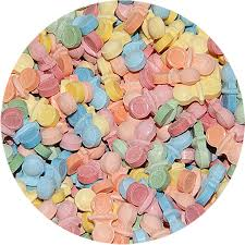 pacifier shaped candy oh baby pacifier shaped pressed candy 3 lb bulk bag great