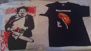 halloween movie shirts