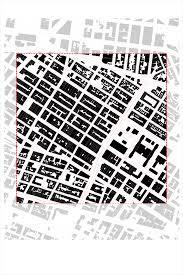 Soho Nyc Map Soho Cast Iron District U2013 Figure Ground Theory Of Urban Form