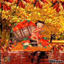 graphics for autumn betty boop graphics www graphicsbuzz