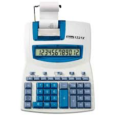 calculatrice bureau ibico 1221x calculatrice imprimante semi professionnelle de