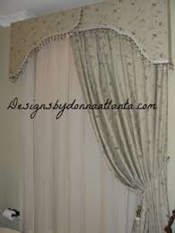 Curtain Cornice Ideas Shaped Cornice With Pelmets And Fringe Sheers And Ty Back Panels