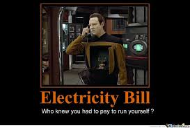 Electricity Meme - electricity bill by singingpterodactyl meme center
