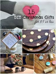 Homemade Christmas Gifts by Diy Christmas Gifts And Stocking Stuffers For 5 Or Less