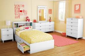 Wooden Beds With Drawers Underneath Bedroom Gray Fabric Upholstered Platform Bed Which Furnished With