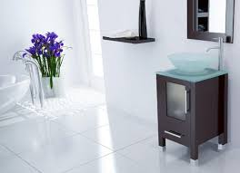 White Bathroom Vanity With Vessel Sink Manificent Fresh Bathroom Vanity Bowls Amazing Of Sink Bowl On Top