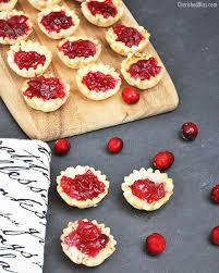 cranberry brie tartlets recipe brie thanksgiving and recipes