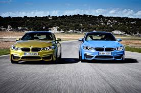 Bmw M3 Sedan - 2015 bmw m3 sedan and m4 coupe review auto review 2014