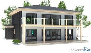 modren cheap to build house plans on decor